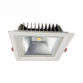 3000lm Dimmable Square LED Downlight, IP44 Cree trắng ấm Downlights